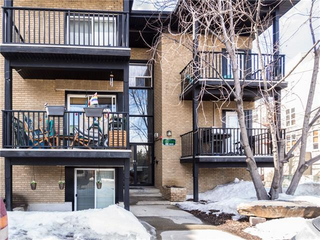 Sold: 13 - 2417 2 Street Southwest, Calgary, AB