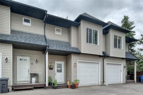 Townhouse for sale at 249 Ross Ave Unit 13 Cochrane Alberta - MLS: C4305661