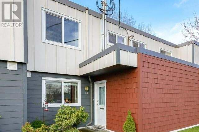 Townhouse for sale at 255 Anderton Ave Unit 13 Courtenay British Columbia - MLS: 467587