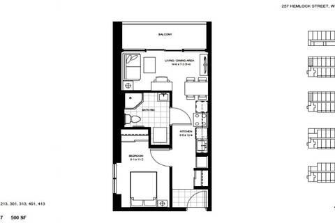 Condo for sale at 257 Hemlock St Waterloo Ontario - MLS: X4490626