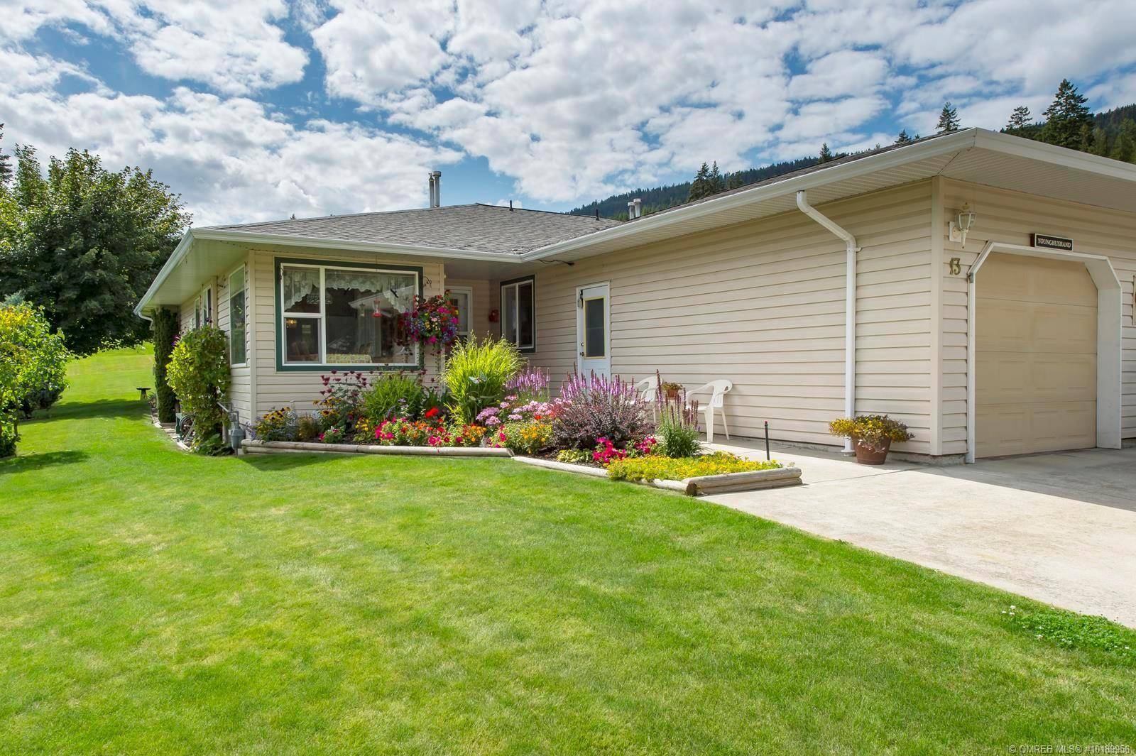 Townhouse for sale at 2675 Pine Ave Unit 13 Lumby British Columbia - MLS: 10189956