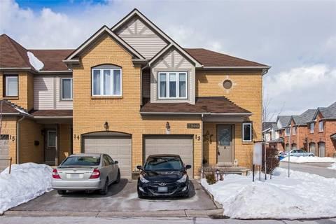 Townhouse for sale at 2940 Headon Forest Dr Unit 13 Burlington Ontario - MLS: H4047553