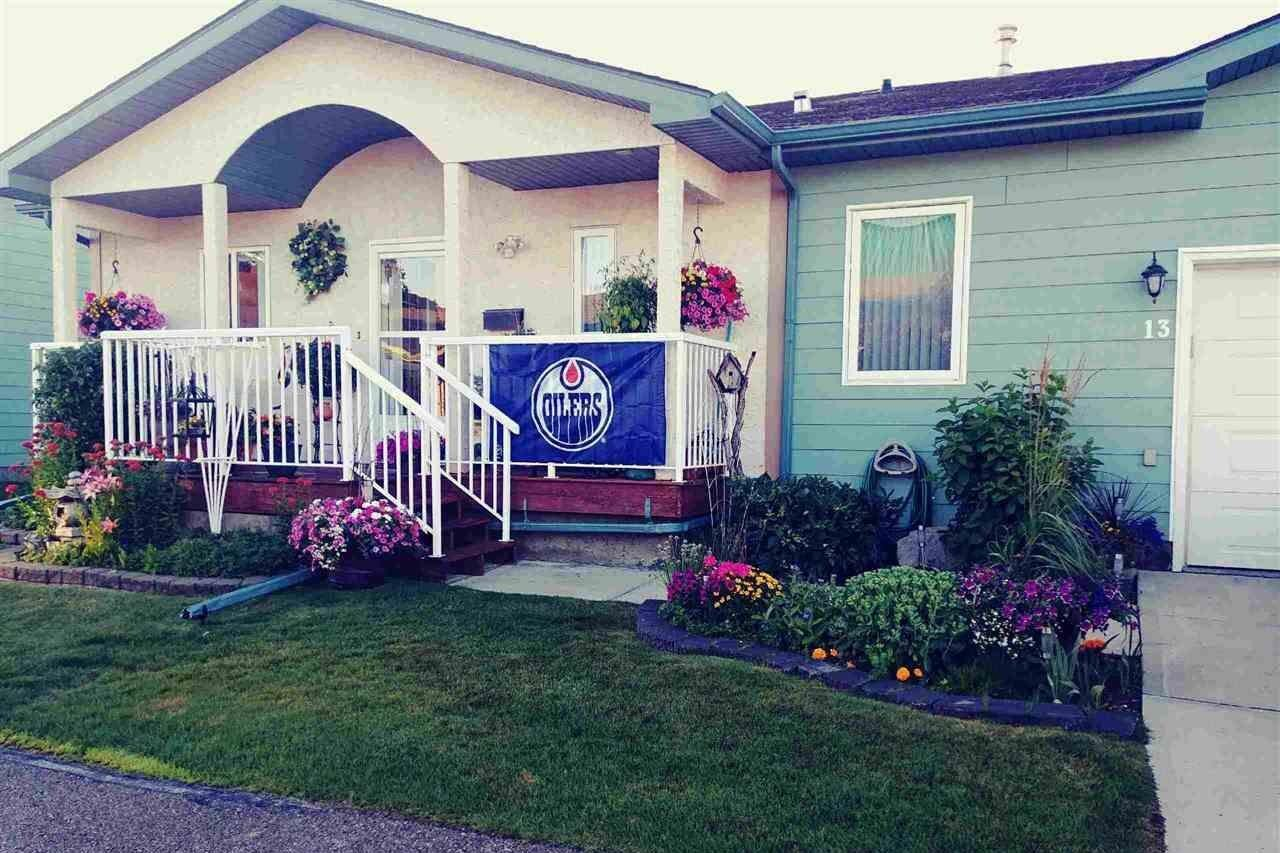 Townhouse for sale at 3 Spruce Ridge Dr Unit 13 Spruce Grove Alberta - MLS: E4223069