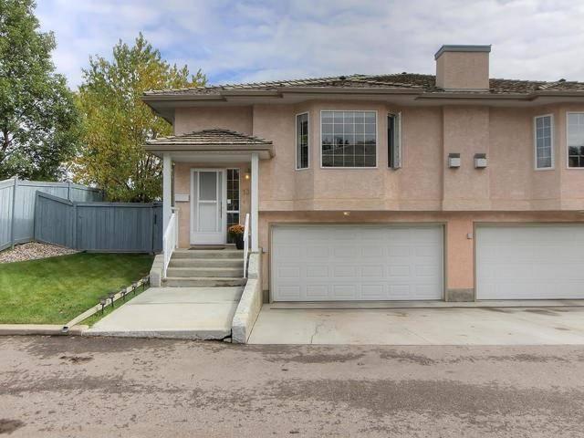 Townhouse for sale at 30 Giroux Rd Unit 13 St. Albert Alberta - MLS: E4187811