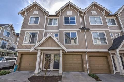 Townhouse for sale at 31032 Westridge Pl Unit 13 Abbotsford British Columbia - MLS: R2359646