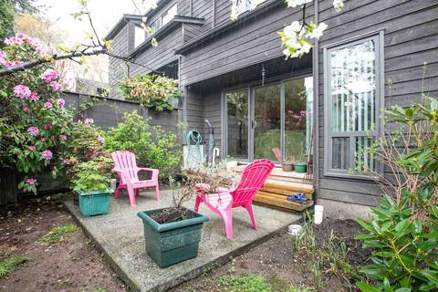 Townhouse for sale at 3220 Rosemont Dr Unit 13 Vancouver British Columbia - MLS: R2358637