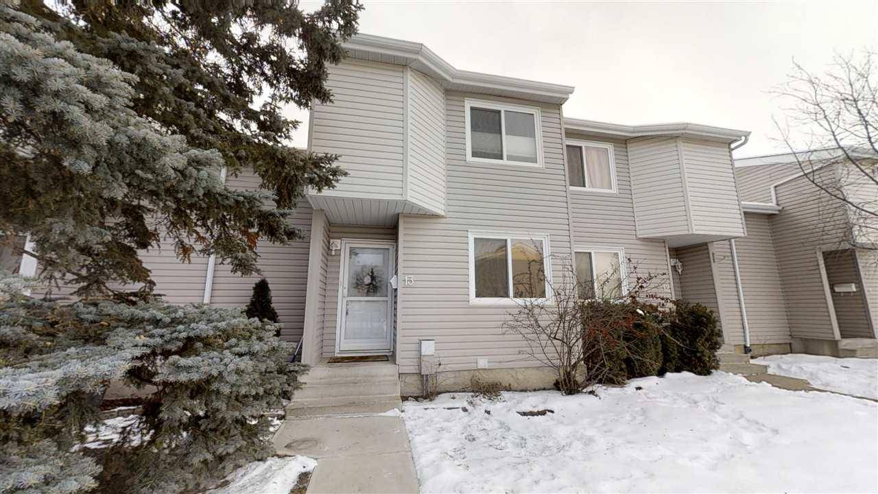 Townhouse for sale at 3221 119 St Nw Unit 13 Edmonton Alberta - MLS: E4183877