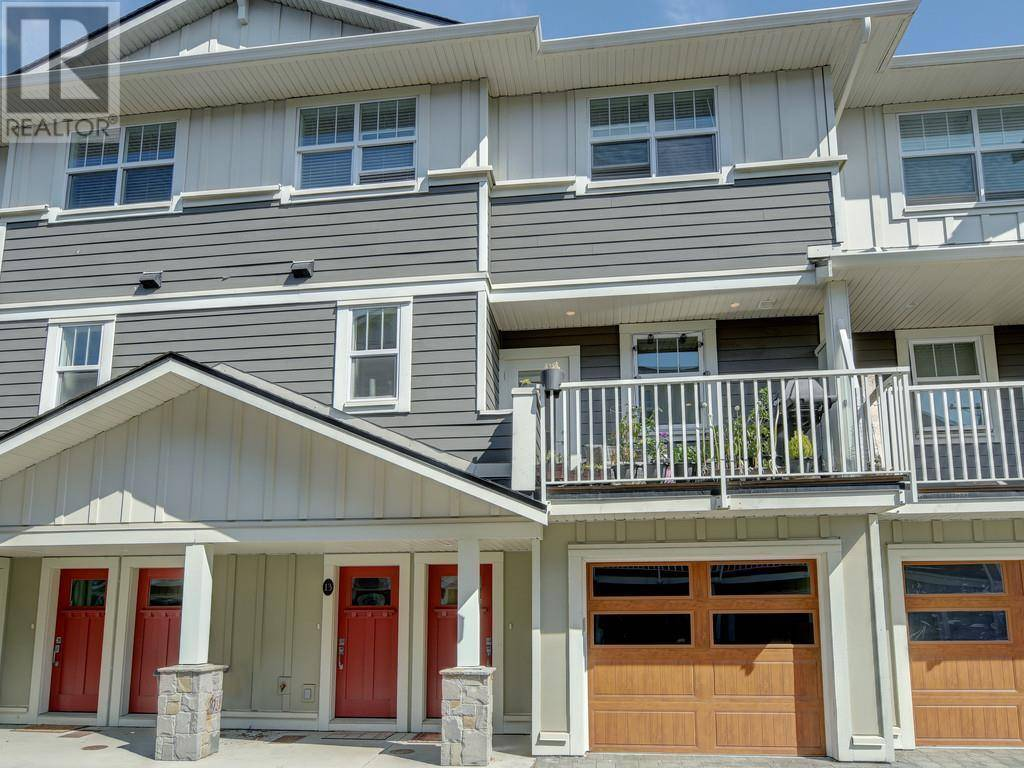 Townhouse for sale at 3356 Whittier Ave Unit 13 Victoria British Columbia - MLS: 417260