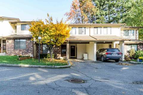 Townhouse for sale at 33951 Marshall Rd Unit 13 Abbotsford British Columbia - MLS: R2413205