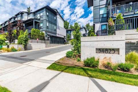 Townhouse for sale at 34825 Delair Rd Unit 13 Abbotsford British Columbia - MLS: R2494315