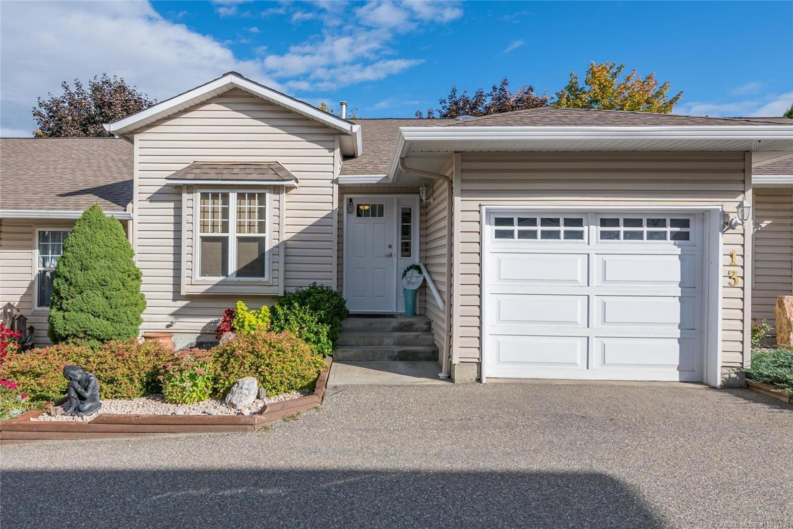 Townhouse for sale at 3485 Rosedale Ave Unit 13 Armstrong British Columbia - MLS: 10217536