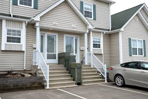 Townhouse for sale at 354 Amirault  Unit 13 Dieppe New Brunswick - MLS: M117600