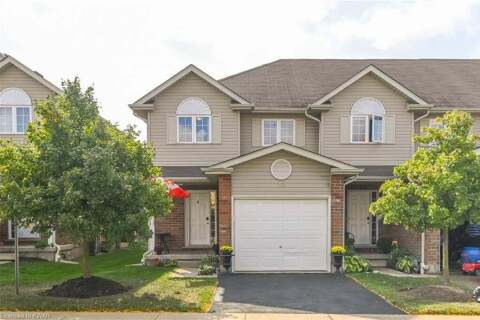 Townhouse for sale at 42 Fallowfield Dr Unit 13 Kitchener Ontario - MLS: 40027404