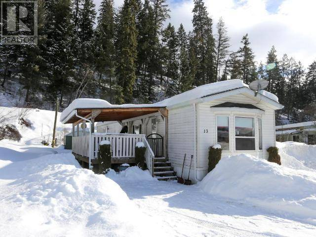 Home for sale at 4428 Barriere Town Road  Unit 13 Barriere British Columbia - MLS: 155443
