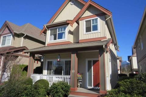 House for sale at 45450 Shawnigan Cres Unit 13 Sardis British Columbia - MLS: R2441624