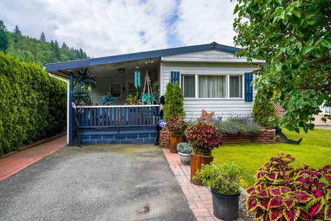 Home for sale at 45955 Sleepy Hollow Rd Unit 13 Cultus Lake British Columbia - MLS: R2387490