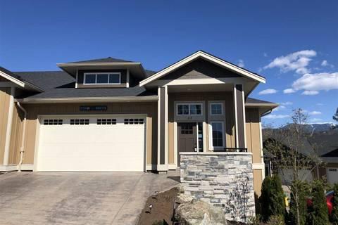 Townhouse for sale at 5144 Dhaliwal Pl Unit 13 Sardis British Columbia - MLS: R2423984