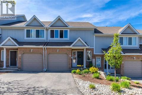 Townhouse for sale at 522 Beechwood Dr Unit 13 Waterloo Ontario - MLS: 30736175