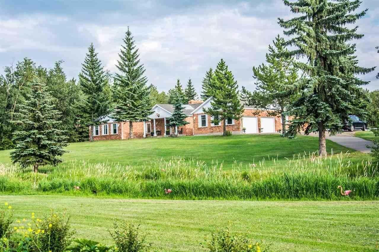 House for sale at 52249 Rge Rd 233 Chrenek Estates Unit 13 Rural Strathcona County Alberta - MLS: E4202368
