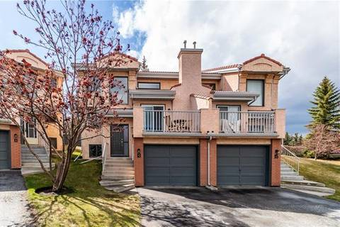 Townhouse for sale at 5810 Patina Dr Southwest Unit 13 Calgary Alberta - MLS: C4244246