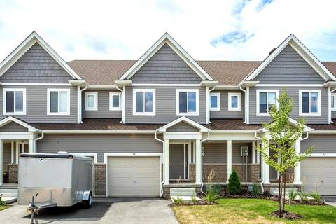 Townhouse for sale at 13 Canterbury Dr St. Catharines Ontario - MLS: X4541401