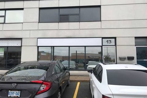 Commercial property for lease at 660 Bayview Dr Apartment 13 Barrie Ontario - MLS: S4614286