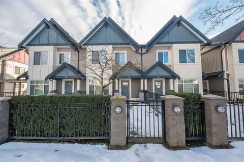 Townhouse for sale at 7028 Ash St Unit 13 Richmond British Columbia - MLS: R2343631