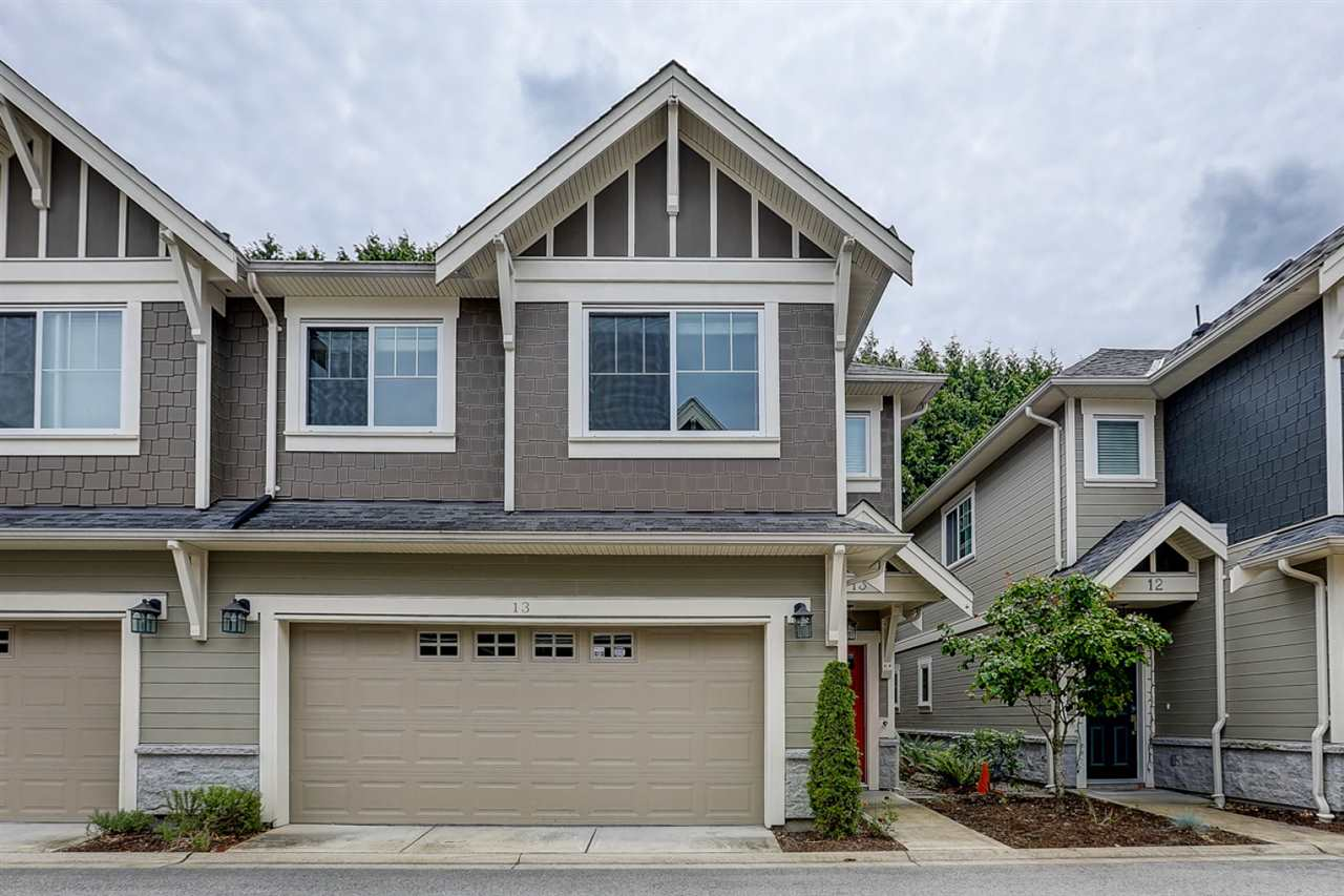 Buliding: 7288 Blundell Road, Richmond, BC