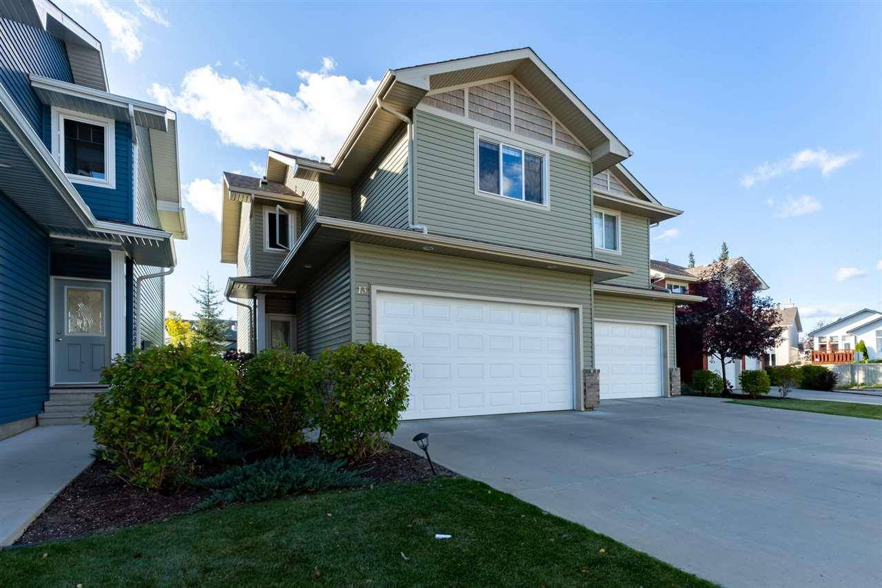 Townhouse for sale at 735 85 St Sw Unit 13 Edmonton Alberta - MLS: E4174595