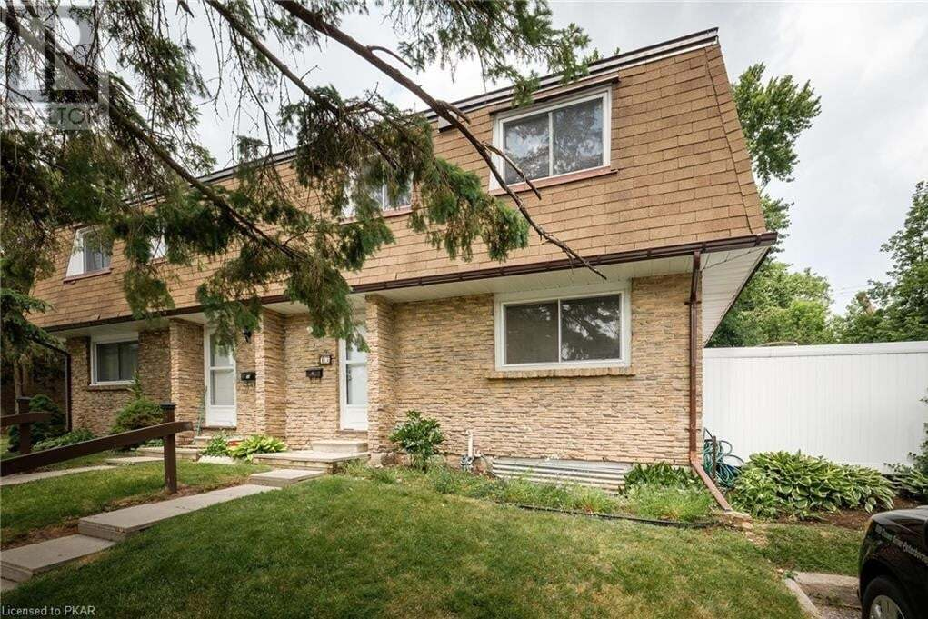 Townhouse for sale at 740 Chamberlain St Unit 13 Peterborough Ontario - MLS: 269888