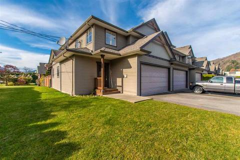 Townhouse for sale at 7543 Morrow Rd Unit 13 Agassiz British Columbia - MLS: R2419348