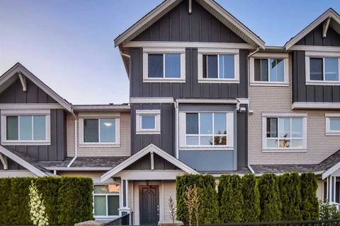 Townhouse for sale at 8091 Williams Rd Unit 13 Richmond British Columbia - MLS: R2385814