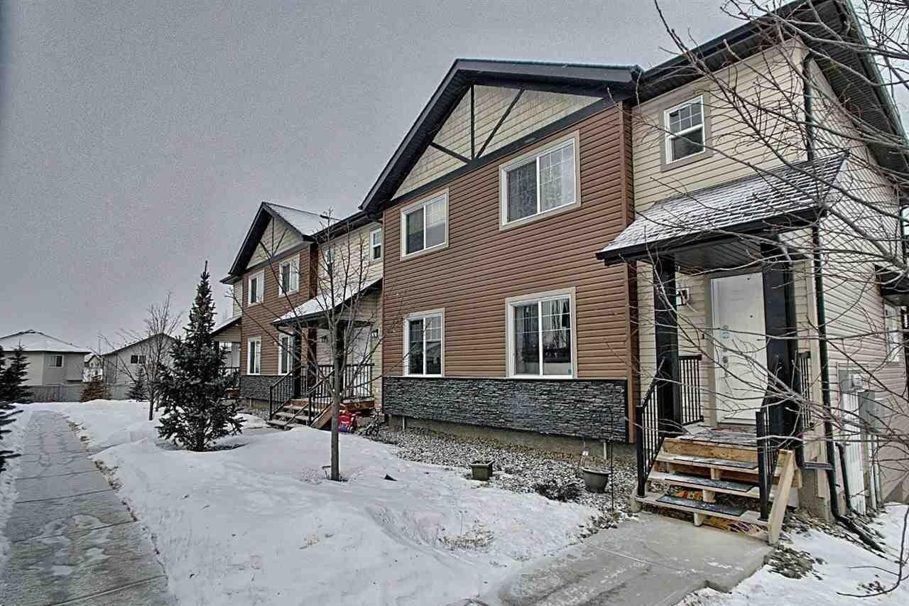 Townhouse for sale at 8716 179 Av NW Unit 13 Edmonton Alberta - MLS: E4221081