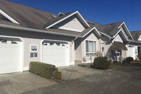 Townhouse for sale at 8979 Broadway St Unit 13 Chilliwack British Columbia - MLS: R2350522
