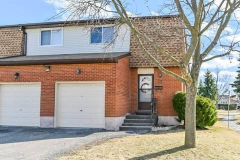 Townhouse for sale at 899 Stone Church Rd E Unit 13 Hamilton Ontario - MLS: H4050093