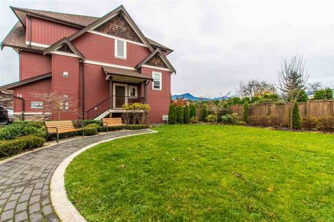 Townhouse for sale at 9750 Mcnaught Rd Unit 13 Chilliwack British Columbia - MLS: R2420458