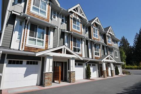 Townhouse for sale at 9989 240a St Unit 13 Maple Ridge British Columbia - MLS: R2387318