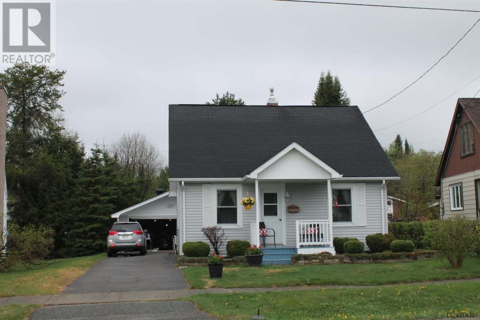 House for sale at 13 Algonquin Ave Kirkland Lake Ontario - MLS: TM200838