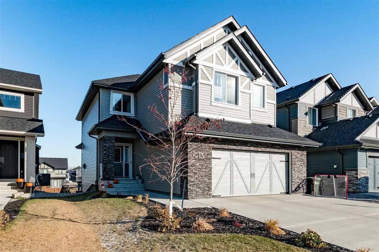 House for sale at 13 Altadena Pt Sherwood Park Alberta - MLS: E4178489