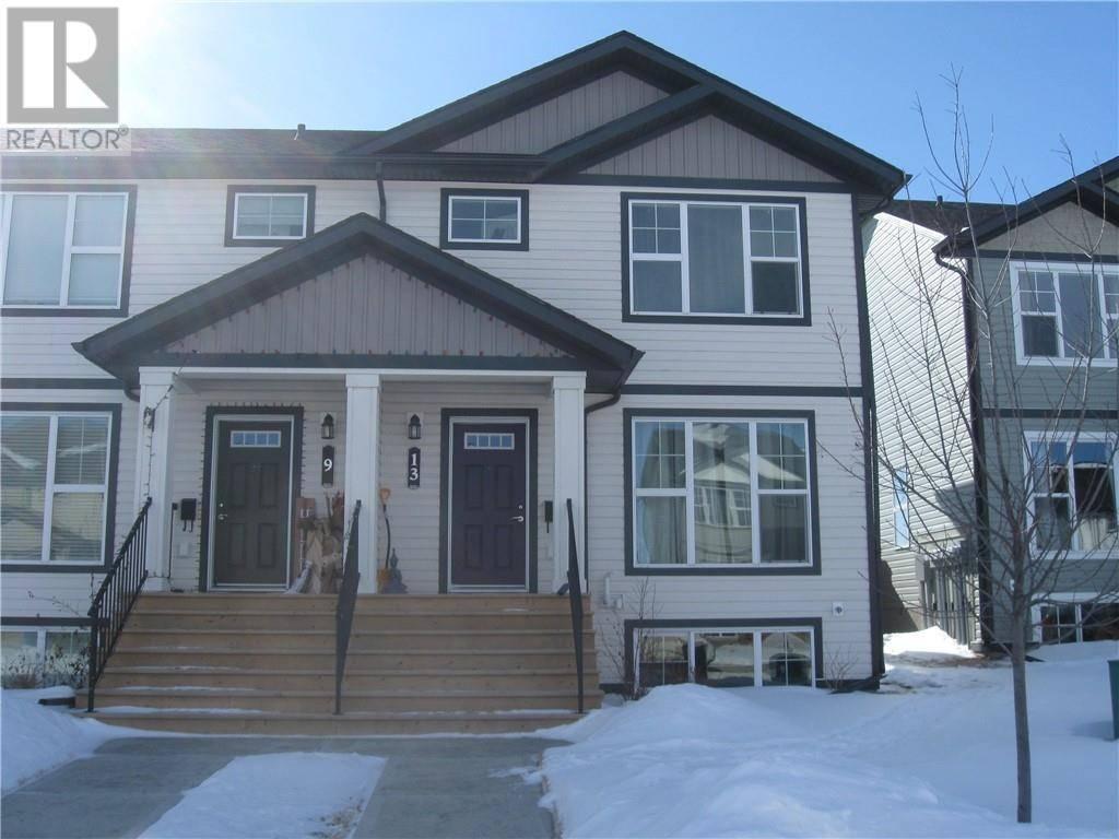 Townhouse for sale at 13 Arlen Cs Blackfalds Alberta - MLS: ca0190779