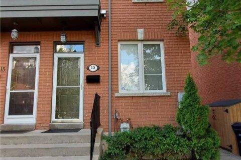 Townhouse for sale at 13 Asa Me Toronto Ontario - MLS: E4979155