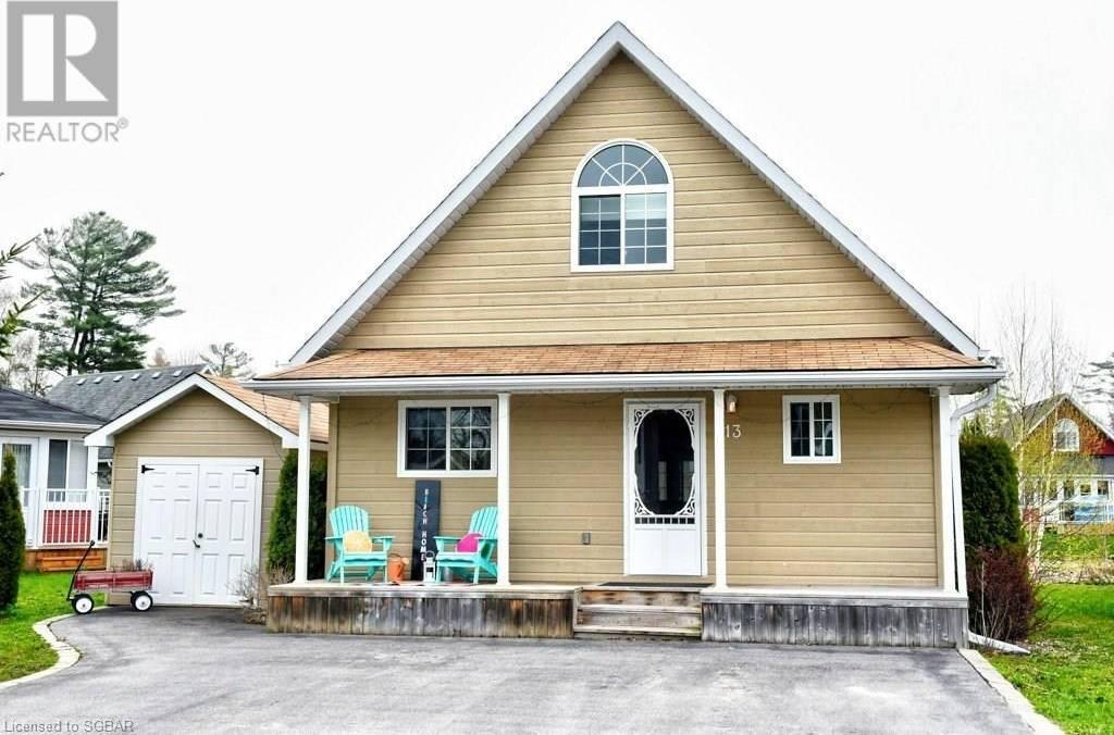 House for sale at 13 Awenda Ave Wasaga Beach Ontario - MLS: 196483