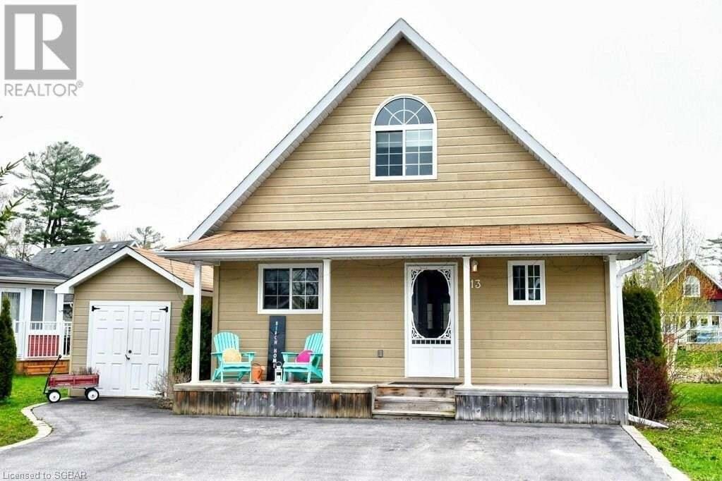 House for sale at 13 Awenda Ave Wasaga Beach Ontario - MLS: 261368