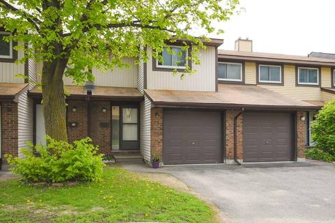 Townhouse for sale at 13 Baneberry Cres Ottawa Ontario - MLS: 1154764