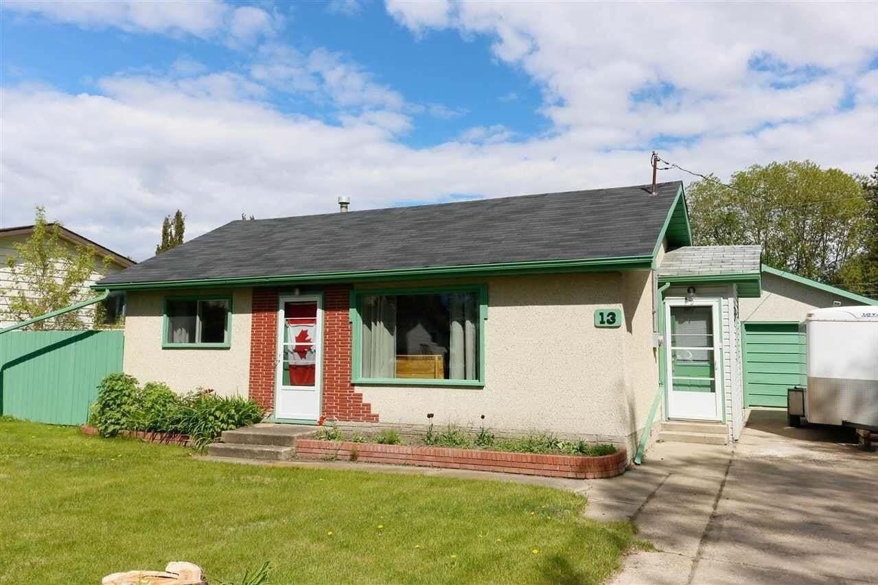 House for sale at 13 Banff Co E Devon Alberta - MLS: E4199286