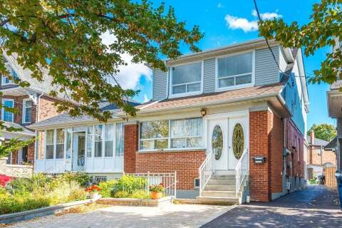 Townhouse for sale at 13 Bansley Ave Toronto Ontario - MLS: C4947722