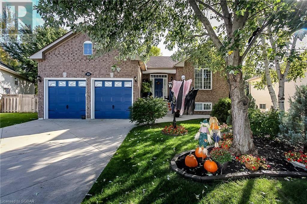 House for sale at 13 Bay Ct Wasaga Beach Ontario - MLS: 227249