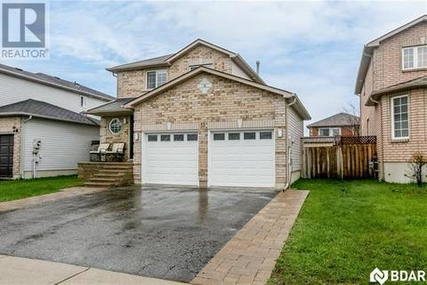 House for sale at 13 Benjamin Ln Barrie Ontario - MLS: 30742659
