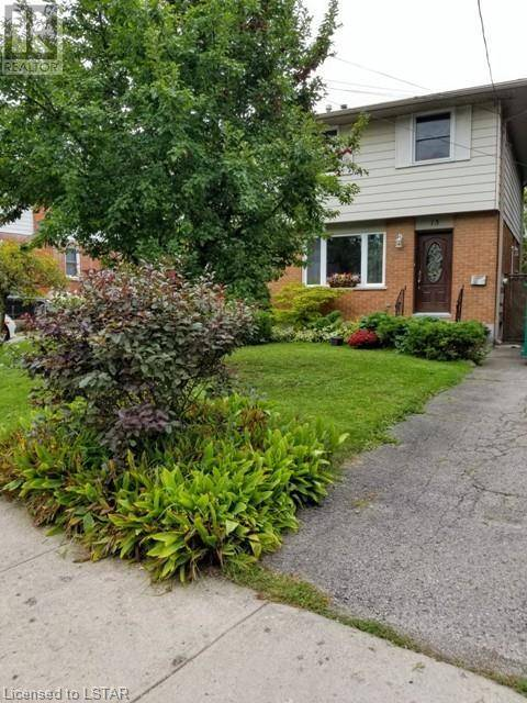 Residential property for sale at 13 Bond St London Ontario - MLS: 221678