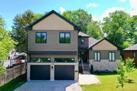 House for sale at 13 Brennan Ave Barrie Ontario - MLS: S4913953